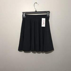 black skirt kathy